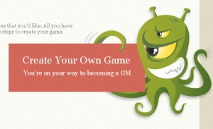 """Create game"" button"