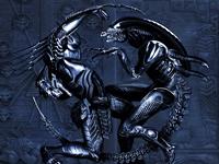 Aliens vs Predator emblem