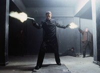 Christian Bale in Equilibrium