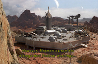 Starship troopers base
