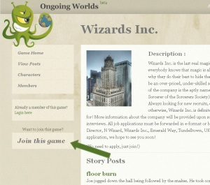 click join this game