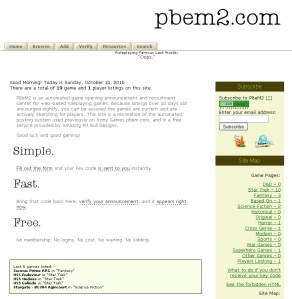 PBEM2 screenshot