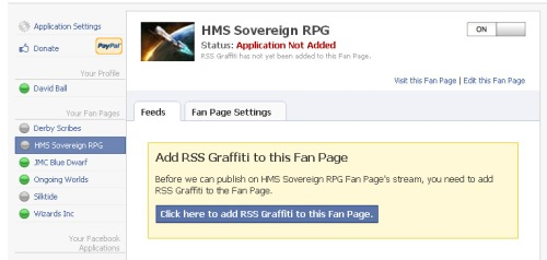 Click to add RSS Graffiti to this fan page