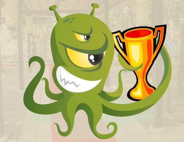 squid trophy
