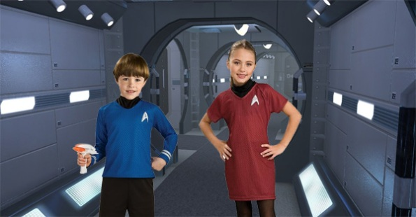 Child Trekkies