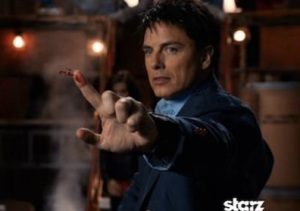 Jack Harkness in Torchwood Miracle day