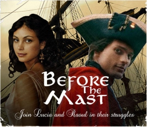 Before the Mast poster