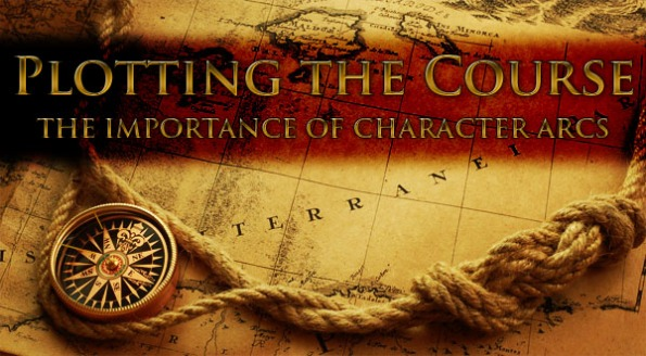 Plotting the course. The importance of character arcs